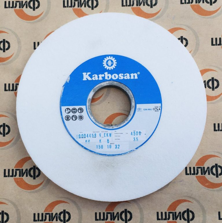 Шлифовальный круг 150x10x32 EKW K6 V »
