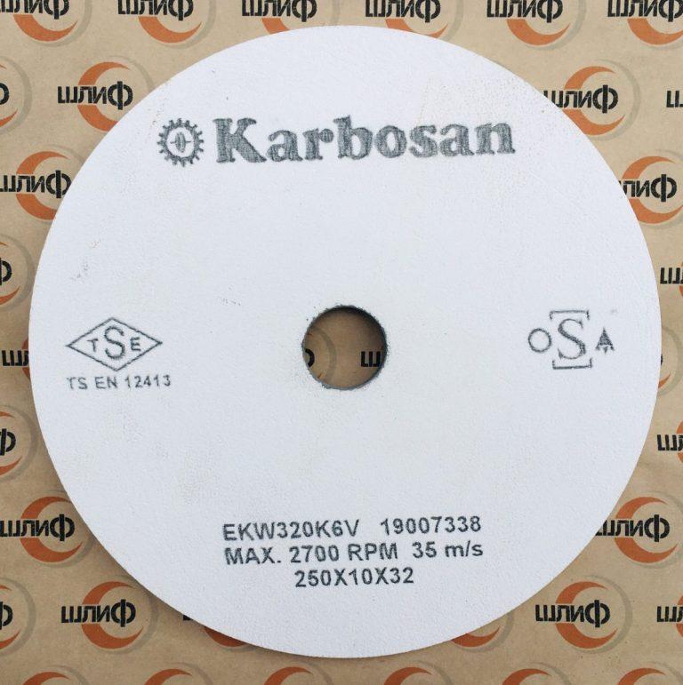 Шлифовальный круг 250x10x32 EKW K6 V » 250x10x32 scaled 1