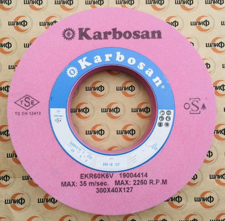 Шлифовальный круг 300x40x127 EKR F60 K 5 V » Abrasive Tools г. Харьков