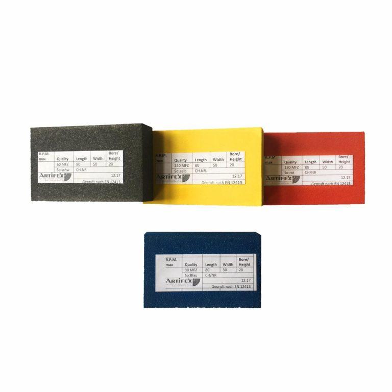 Вулканитовый брусок 100х20х20 SC F250 HP » Abrasive Tools г. Харьков