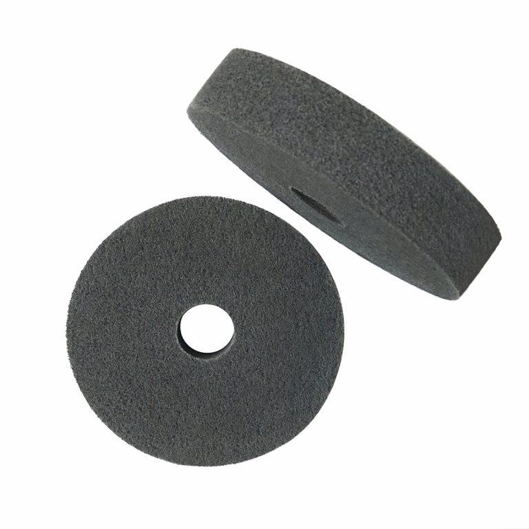 Круг из скотч-брайта (серый) 350х50х32 F600 » Abrasive Tools г. Харьков