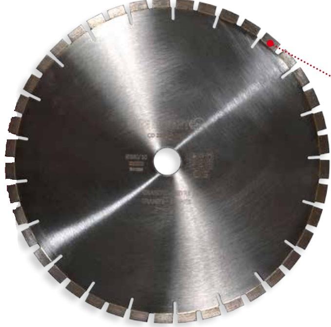 Алмазный отрезной круг CD228 Silent 400x25,4 Н 10 » Abrasive Tools г. Харьков