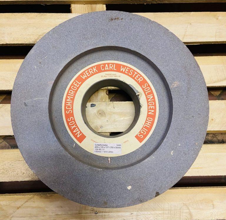 Шлифовальный круг 13А ПВ 400х120х127/250х30 80 J V » Abrasive Tools г. Харьков