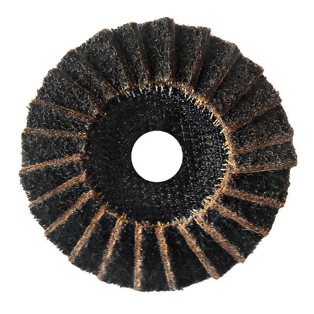 Круг лепестковый торцевой 125х22,23 P180 COR » Abrasive Tools г. Харьков