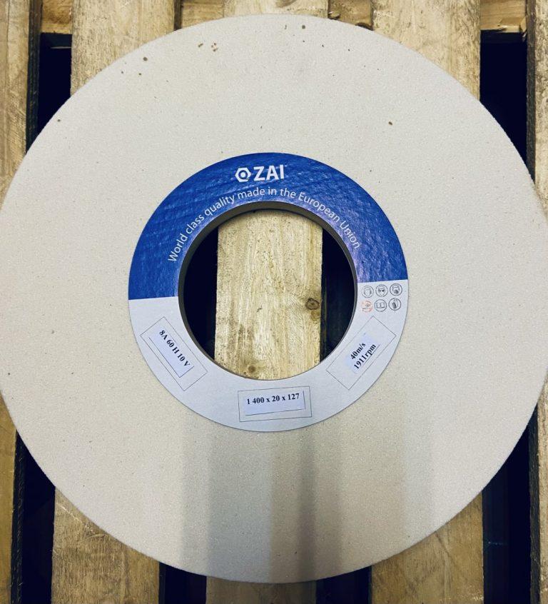 Шлифовальный круг 400x20x127 8А F60 Н 10 V P2 » Abrasive Tools г. Харьков