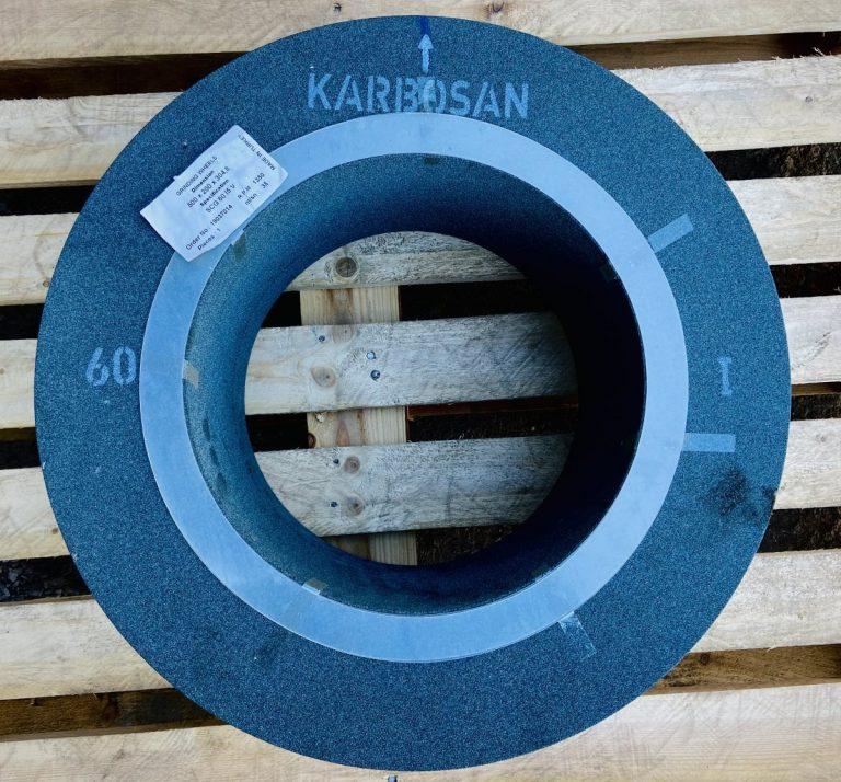 Шлифовальный круг 500х200х304,8 SCG F60 I 5 V » Abrasive Tools г. Харьков